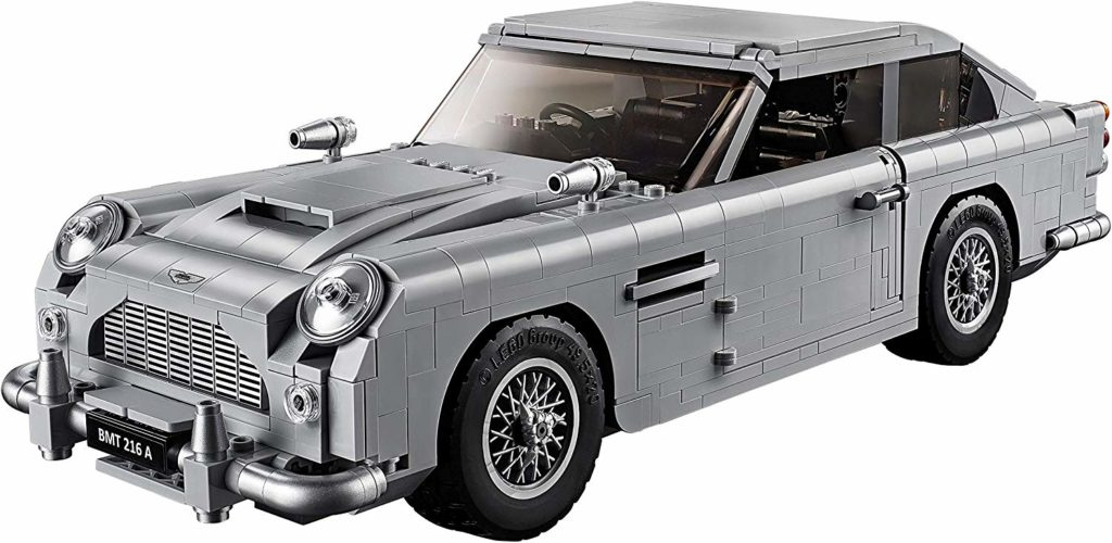 James Bond Aston Martin DB5 10262