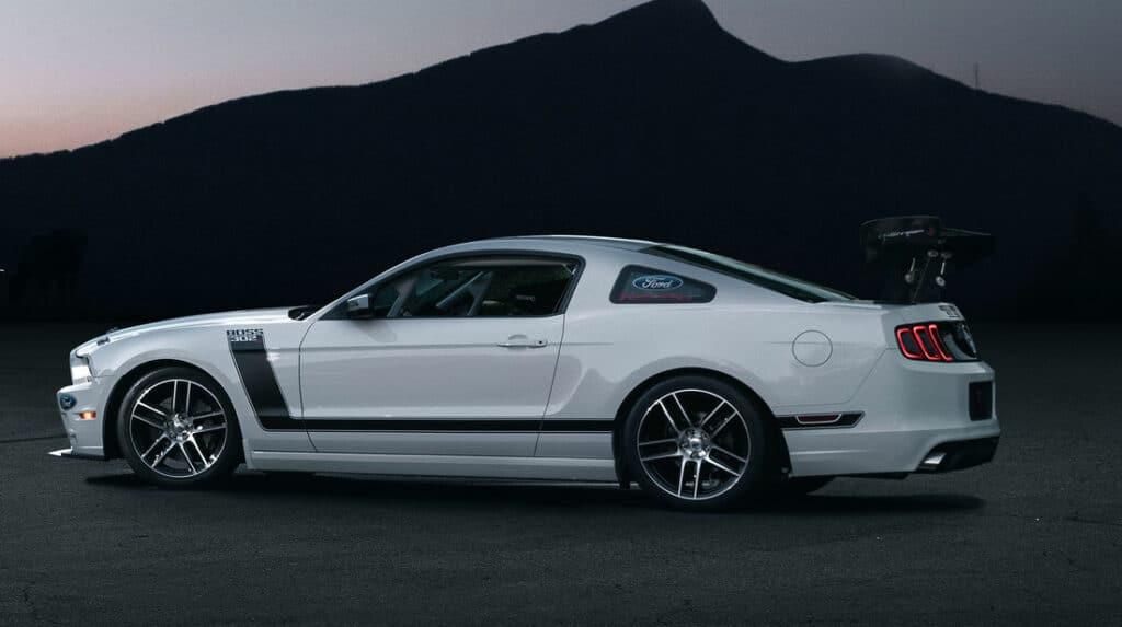 Paul Walker Ford Mustang