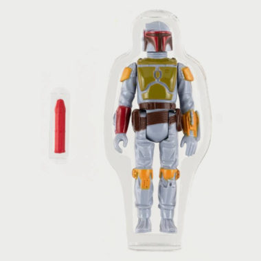 Boba Fat Action Figur