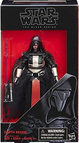 SWars The Black Series Darth Revan Action Figur