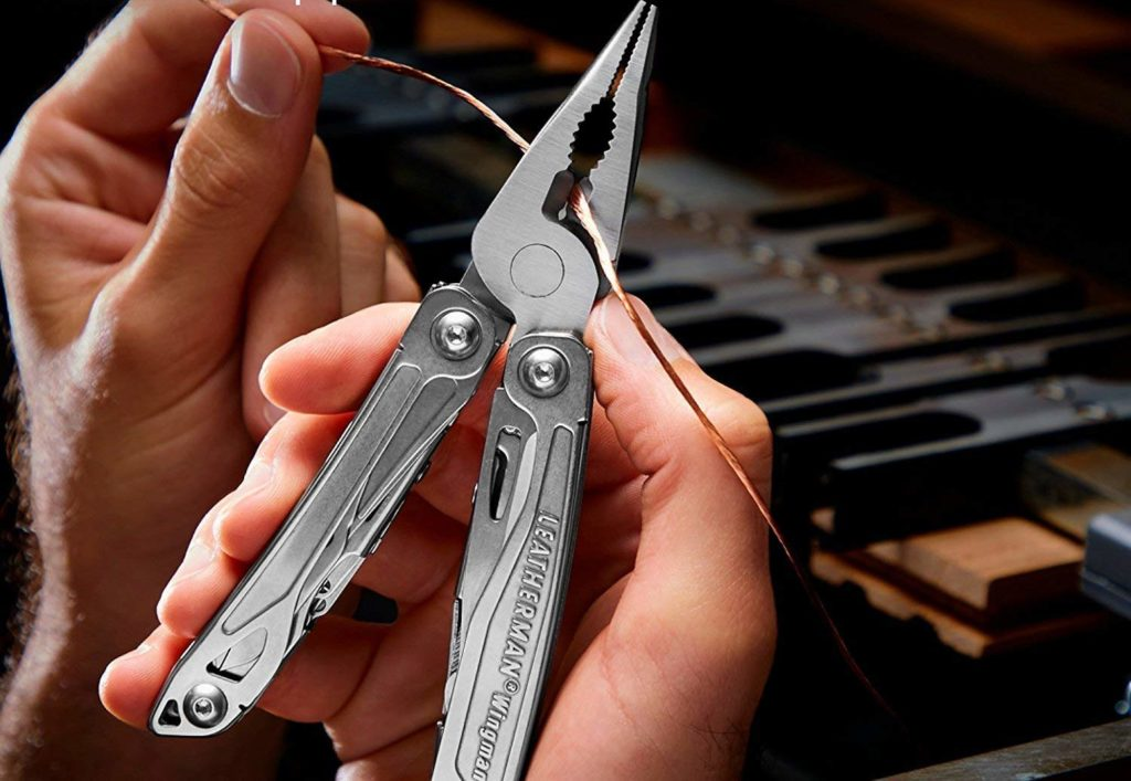 Leatherman Wingman Zange
