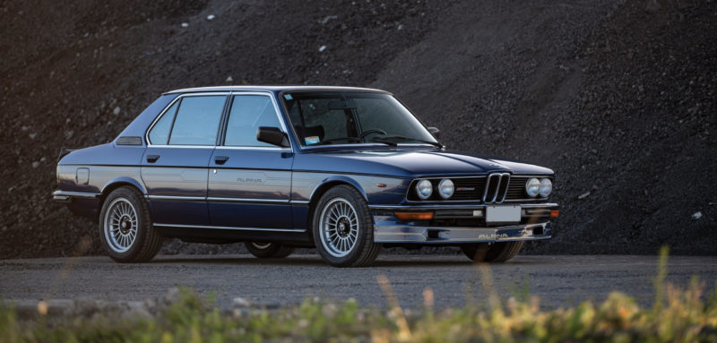 BMW Alpina B7 S Turbo
