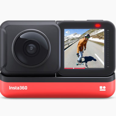 Insta360-ONE-R Action Cam