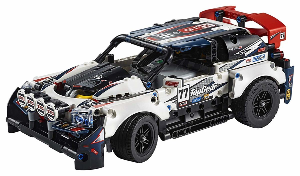 Top Gear LEGO Rallye Auto