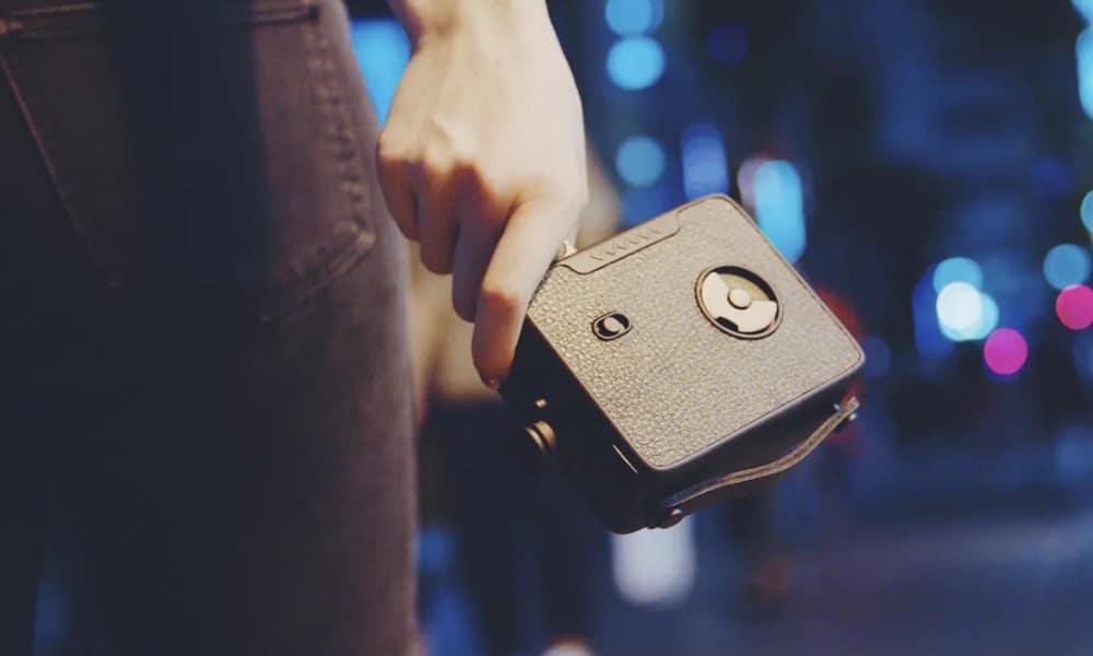 Fragment 8 Retro Kamera