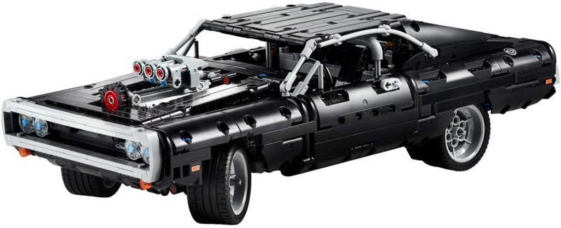 Lego Technic Doms Charger