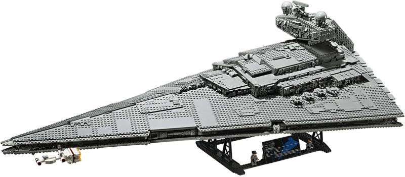 Imperial Star Destroyer 75252