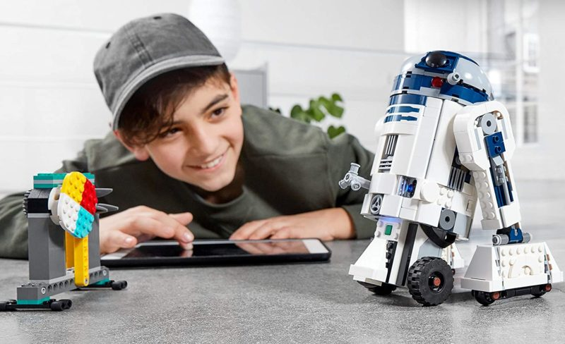 LEGO Star Wars BOOST Droide